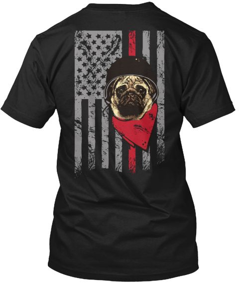"""Limited Edition """"PATRIOTIC PUG TEES""""Available NOW!Be Quick to Avoid disappointment,these pugs TeesWILLsell out!  Only Available until April 14th 11.00 PM. You can buy it foronly$22.95, and have a Collectors Item.This is aLIMITED EDITION, Order yours beforewe sell out."""