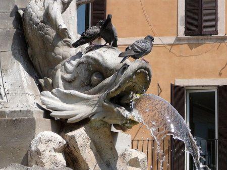 Places, obélisques et fontaines de Rome - Guide de voyage - Tourisme