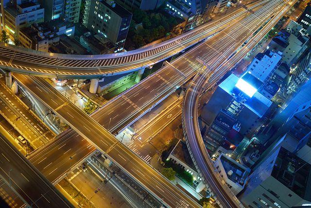 Nishi-Semba Junction (西船場ジャンクション) | Flickr - Photo Sharing!