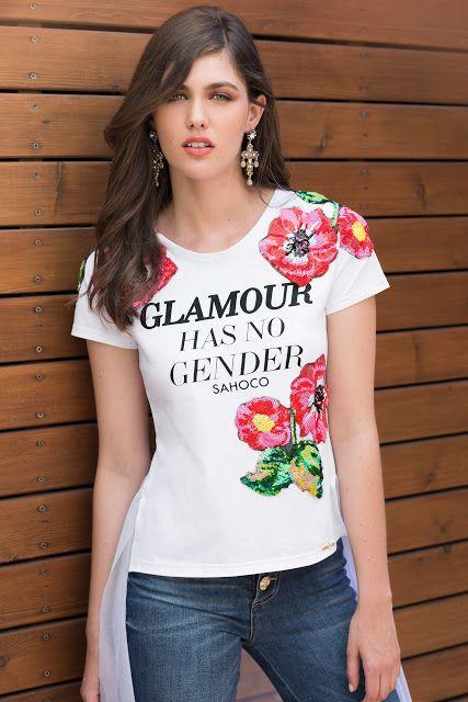 Ponto Moda: T-shirt perfeitas