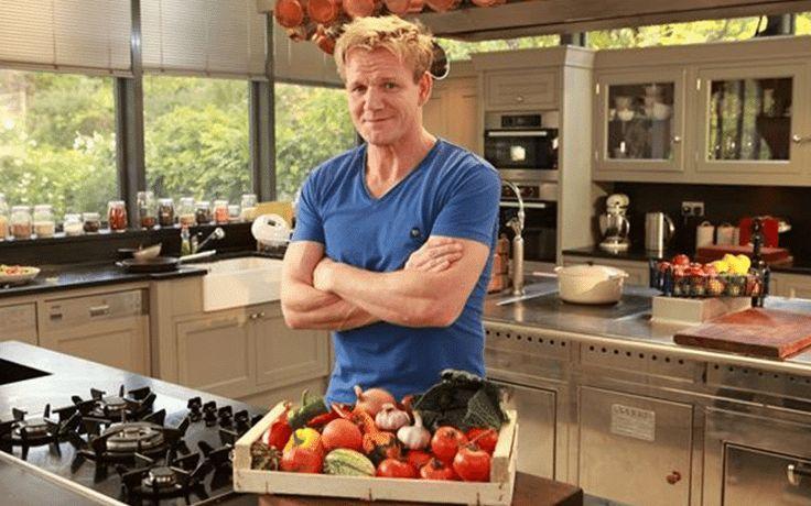 Gordon Ramsay vous file 10 astuces de foodingues