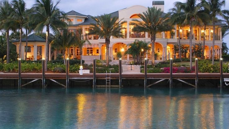 Million dollar ocean homes around the world-Bahamas