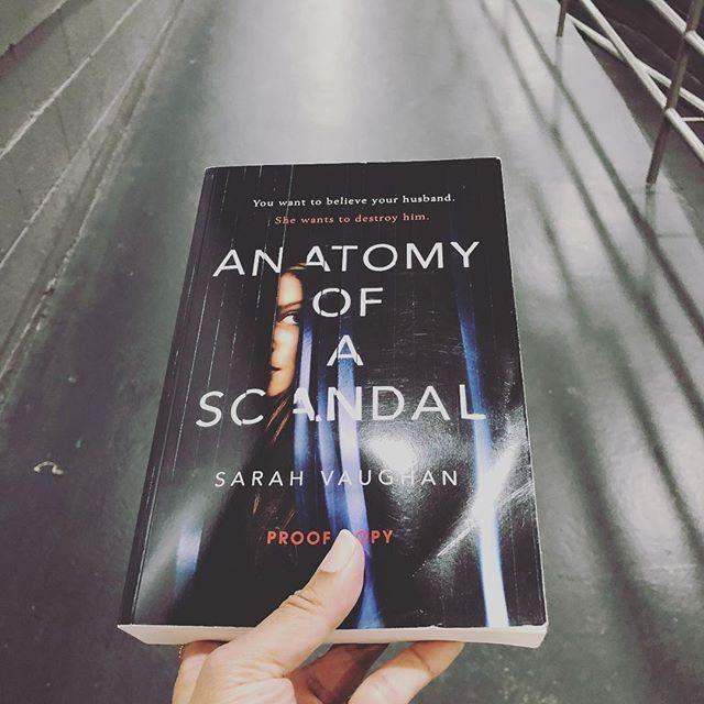 I cannot emphasise this enough: Believe the hype. Though it's probably better than the hype. It's a timely exploration of toxic masculinity and the strength of women when men least expect it. Reaaad my review: http://ift.tt/2GzKiWQ . . . #anatomyofascandal #bookstagram #bibilophile #bookhoarder #bookreview #bookface #bookstagram  #bookstagrammer  #booksofinstagram #instalove #igbooks #instabooks #instareads @simonandschuster