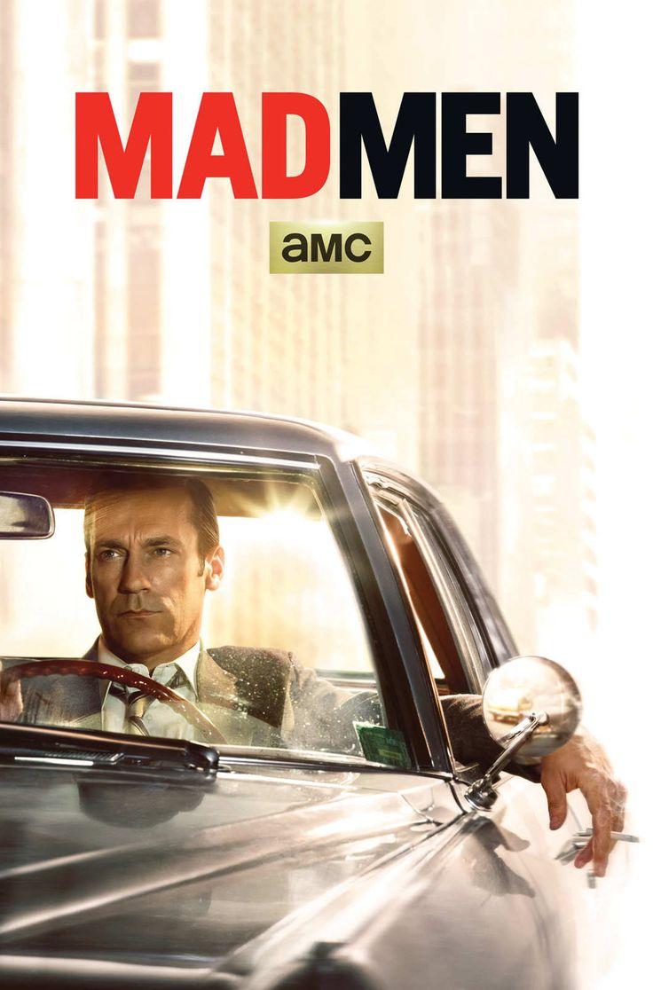 TV producer Matthew Weiner analyzes Don Draper's style on the final season 7 Mad Men poster