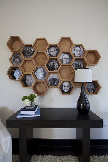 Love this photo frame idea!