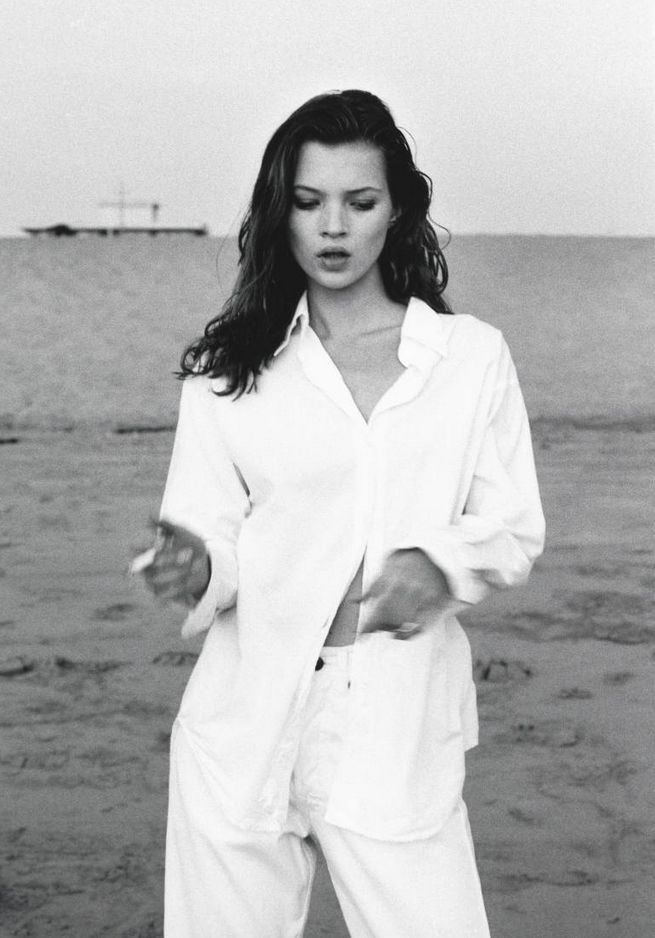 Kate Moss by Christoph Martin Schmid 1992