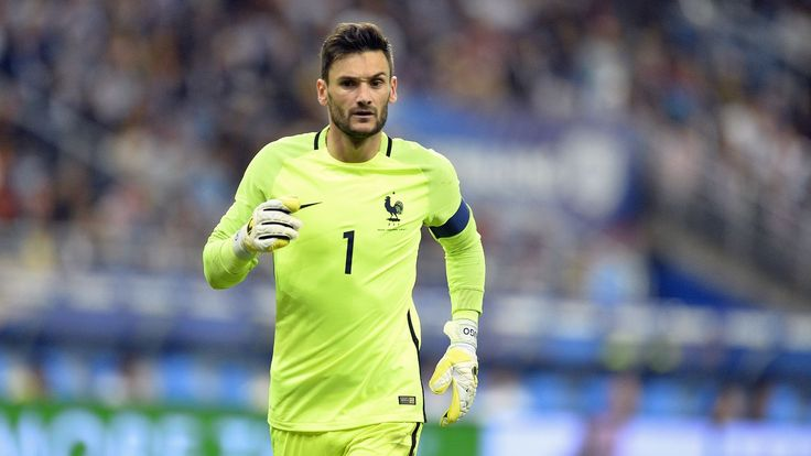 Lloris: Winning the group is France's only goal