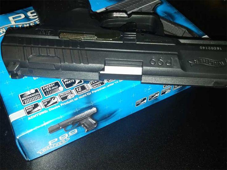 Walther P99 Umarex Schlitten