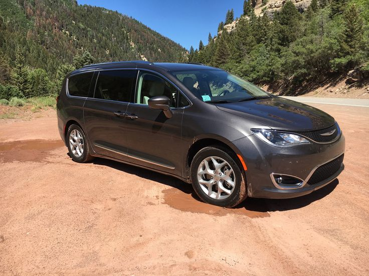 Chrysler Pacifica minivan: King of the family vehicle hill #Chrysler #Pacifica #Minivan
