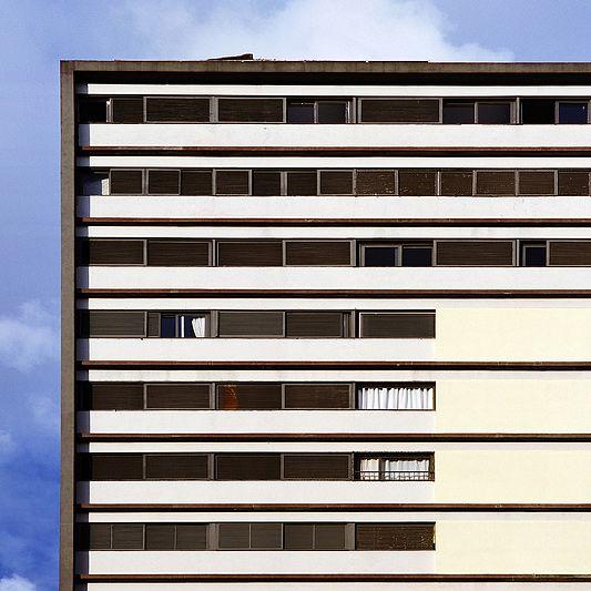 Avenida Paulista: arquitetura Edifício Nações Unidas, São Paulo, Brasil – Pedro Kok