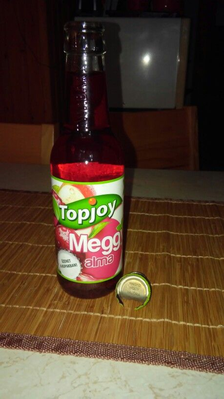 Meggy - Alma ízű Topjoy.