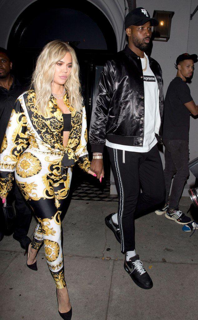 722b1b9af50 Khloé Kardashian Calls Tristan Thompson a 'Complete Piece of S—' for ...
