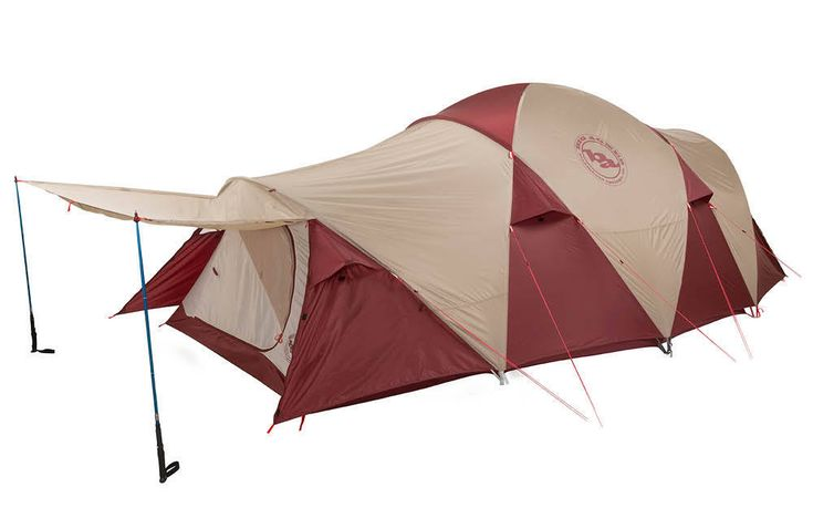 Big Agnes Flying Diamond 8 Person Tent! 3 Season Car Camping/Base Camp Tent!