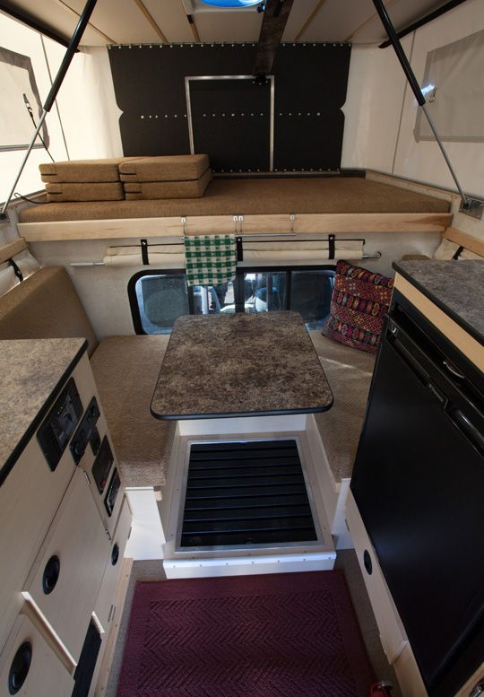 17 Best images about Truck Pop Up Campers on Pinterest