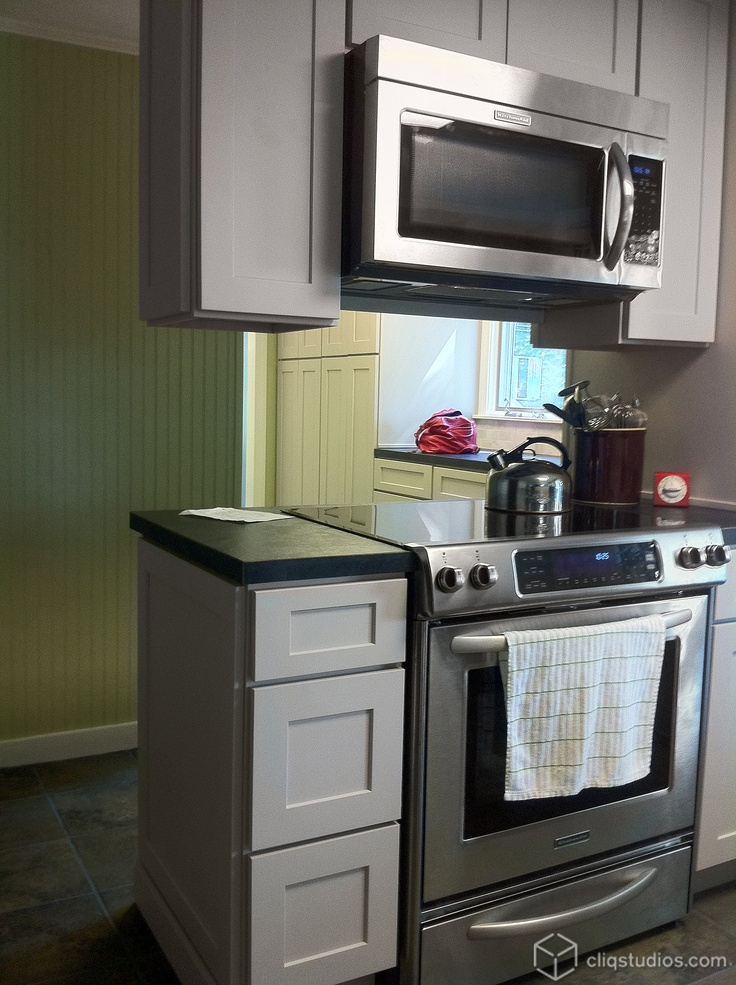 117 best Painted Kitchen Cabis images on Pinterest