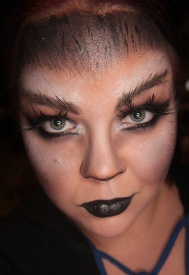Makeup your Jangsara: Halloween tutorial: Were-animal