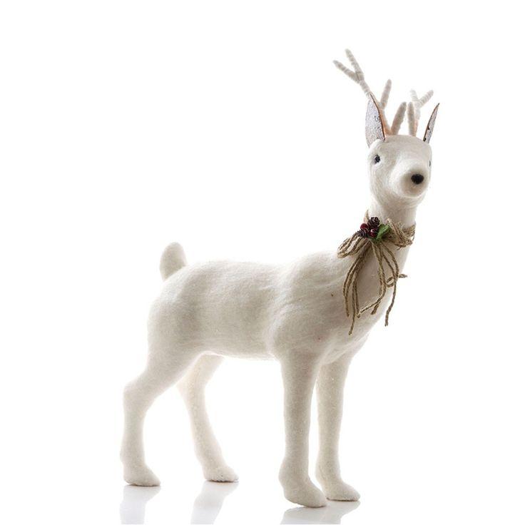 Snow Reindeer Medium - Dare Gallery