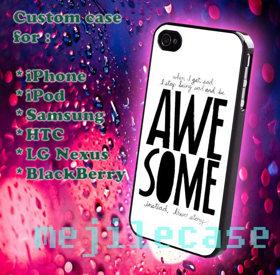 Susan black awesome iphone 4/4s iphone 5/5s/5c by mejile on Etsy, $12.10