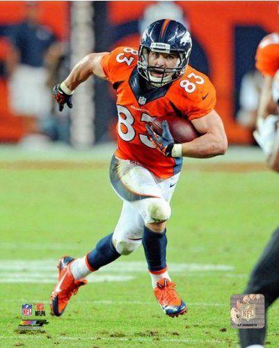 Wes Welker Denver Broncos #ProFootballDenverBroncos
