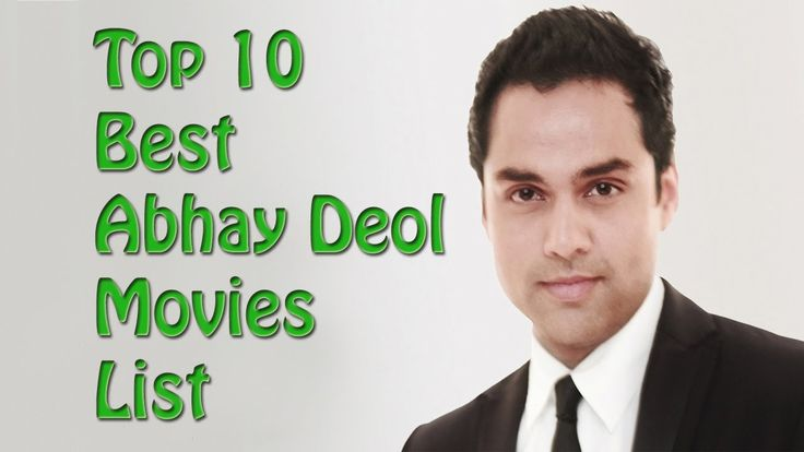 Top 10 Best Abhay Deol Movies List - Abhay Deol Best Movies