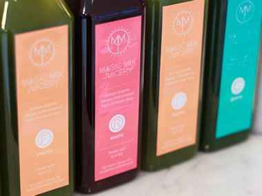 Magic Mix Juicery | Cleanses - NYC
