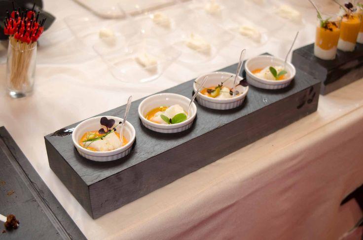 #Taco porta #salsas para 4 tazas. Producto original y #exclusivo de www.platosypizarras.com