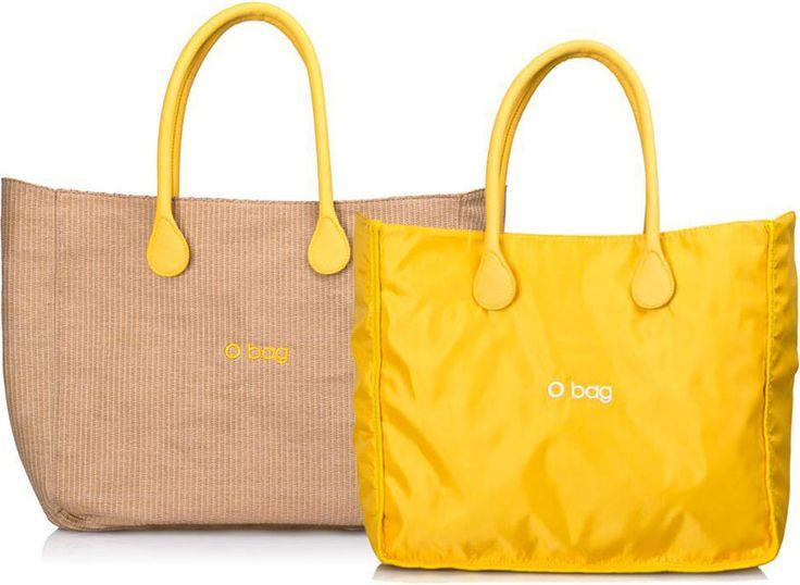 Summer O bag - both sides