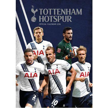 Official Spurs 2016 Calendars available direct from Danilo.com at https://www.danilo.com/Shop/Calendars/Football-Calendars