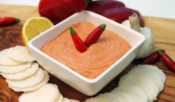 rawblend Spicy Capsicum Dip