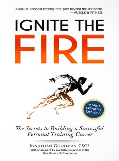 Ignite The Fire Jonathan Goodman Pdf