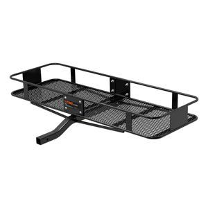 Curt Manufacturing 18130 2 Piece Basket Cargo Carrier, Fixed Shank - http://carluggagecarrier.bgmao.com/curt-manufacturing-18130-2-piece-basket-cargo-carrier-fixed-shank