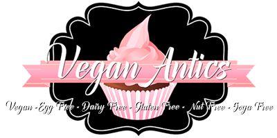 Vegan Antics - Buy Vegan, Dairy Free, Gluten Free, Egg Free,Soy Free Cakes & Cupcakes Online.
