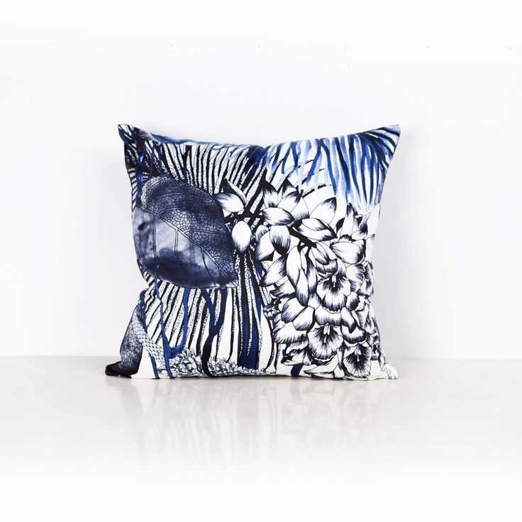 Christian Lacroix - Jardin Cushion 60x60 from Ambience Store