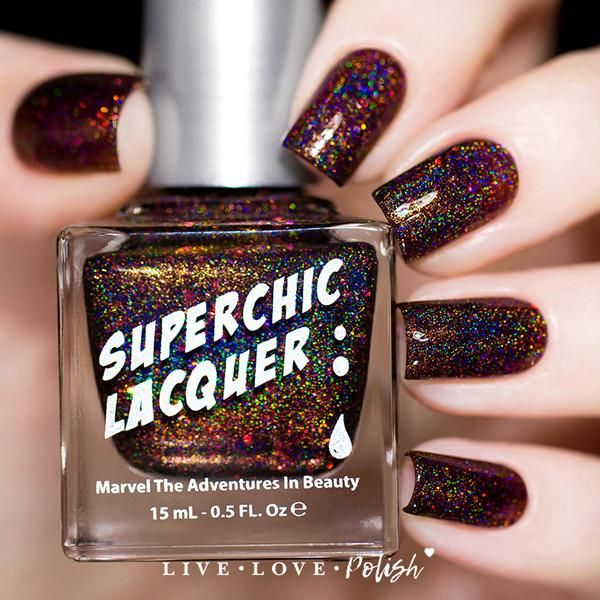 SuperChic Rise of the Dead Nail Polish (The Night Of Terror Collection)