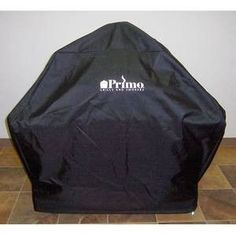 PRIMO GRILL COVER OVAL LG 300 W/ COUNTER TOP TABLE