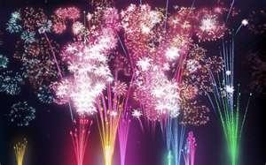 Description: Free download New Year Fireworks wallpaper/desktop ...