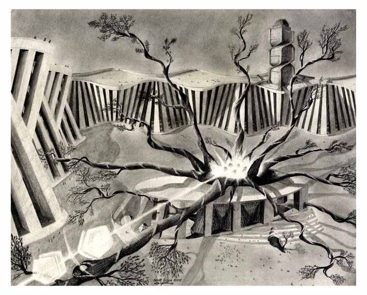 'The Azraa Tree Square'