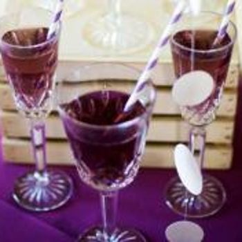 Royal Purple Punch Recipe  4 cups grape juice, chilled  1 quart ginger ale, chilled  1 (46 oz.) can pineapple-grapefruit juice, chilled
