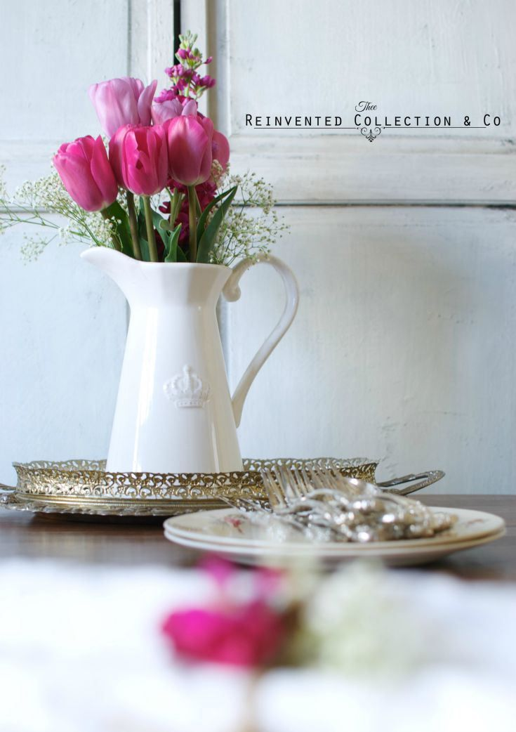 French Country Farmhouse Dining