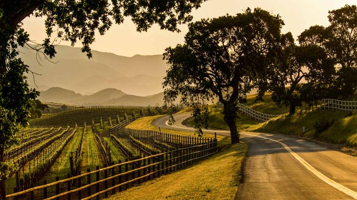 Santa Ynez Valley California