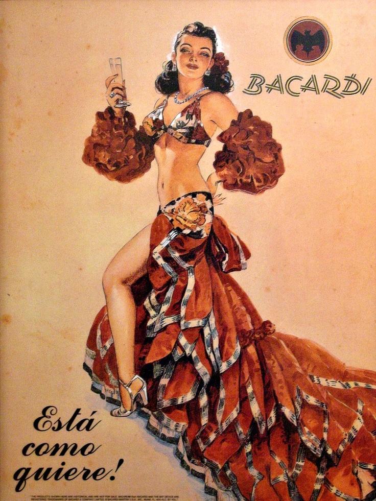 Cuba ~ Bacardi