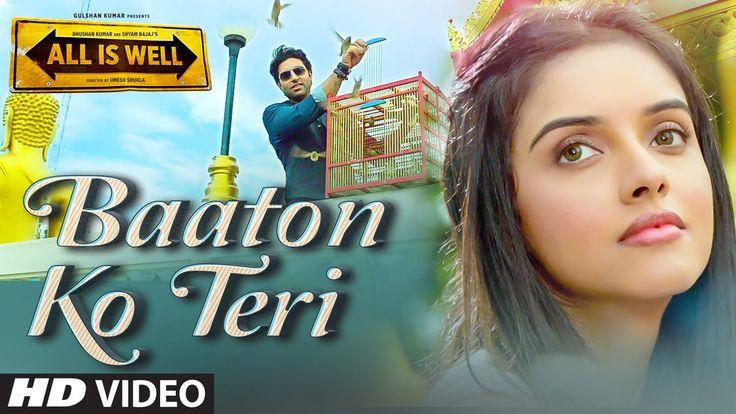 'Baaton Ko Teri' VIDEO Song   Arijit Singh   Abhishek Bachchan, Asin   T...