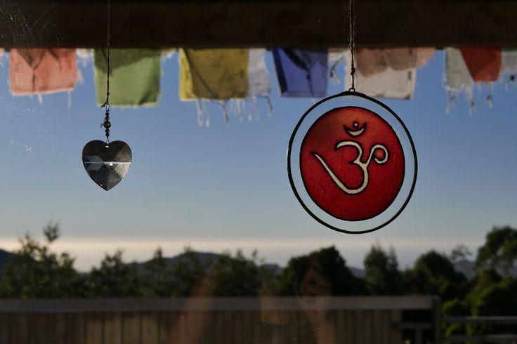 Hari om from Anahata Yoga Retreat
