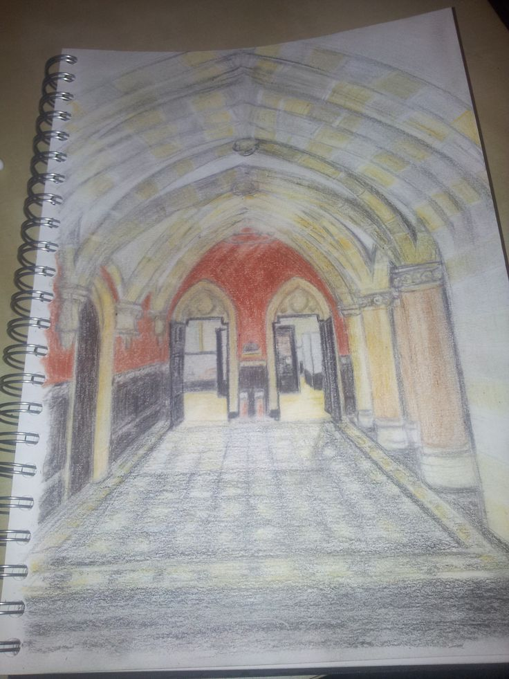MCmannus gallery #colourpencils