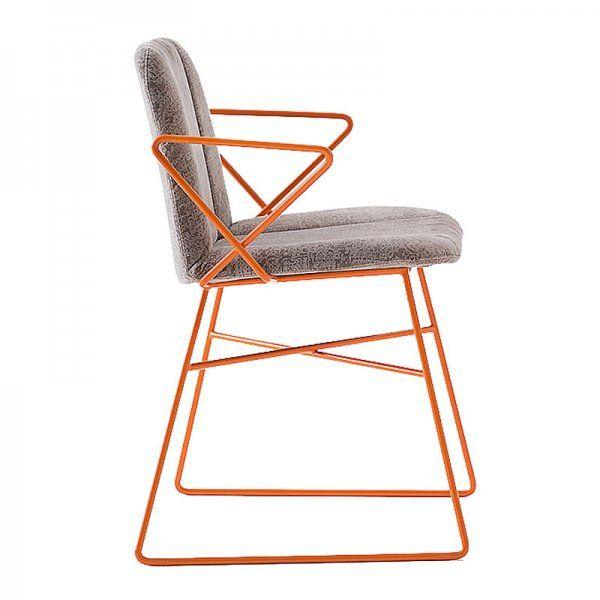 Hippy Metal Base  Skid  Billiani  Orange  Chair  Restaurant  Designer      Orange ChairsContract FurnitureOffice. 55 best SALONE DEL MOBILE MILANO images on Pinterest   Contract