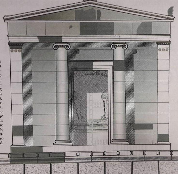Νέα στοιχεία για την Αμφίπολη -Η μεγαλοπρεπής είσοδος για τον νεκρό [εικόνα] | iefimerida.gr