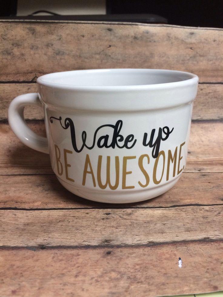Diy mug cup tumbler