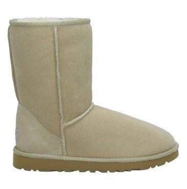 Ugg Classic Short 5825 Boots Sand