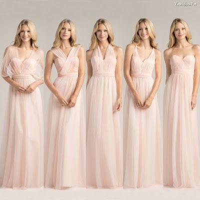 Vestidos formales para dama 2019
