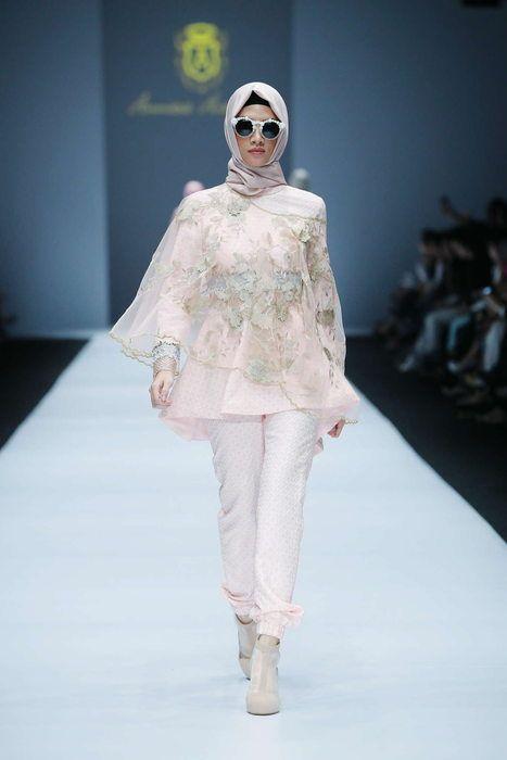 Anniesa Hasibuan, Spring-Summer 2017, Jakarta, Womenswear